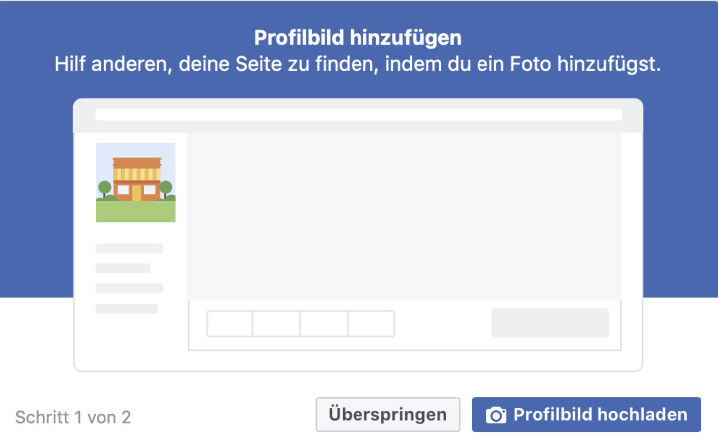 Facebook anmelden ohne profilbild
