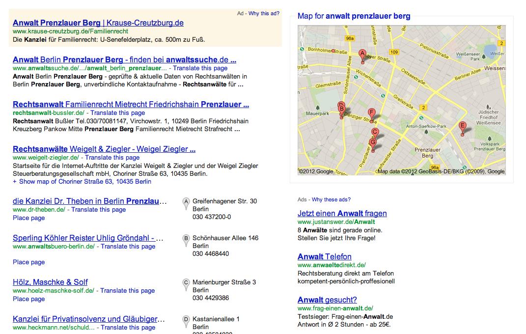 In Google Gefunden Werden Google Places Eintrag Erstellen