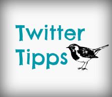 twitter tipps