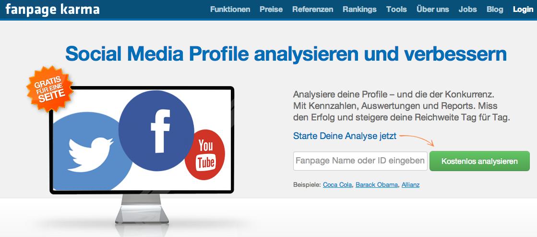 facebook monitoring tool