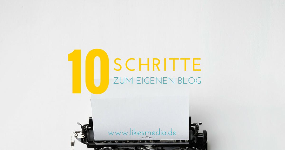 Wie du einen Blog erstellen kannst (auch wenn du noch keine Ahnung von Technik und Texten hast)
