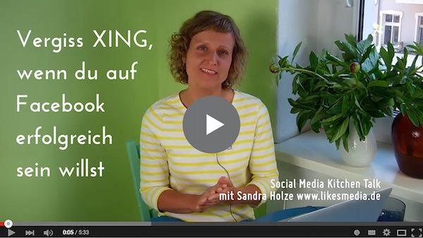 Facebook ist nicht Xing – hör jetzt auf damit!