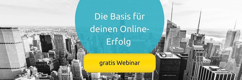 Online-Präsenz Webinar