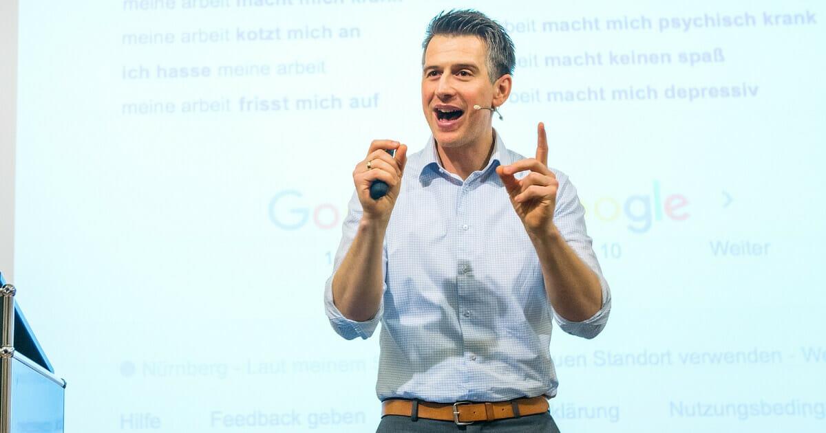BK015: Jörg Mosler über seinen Weg zum Bestsellerautor und Keynote-Speaker