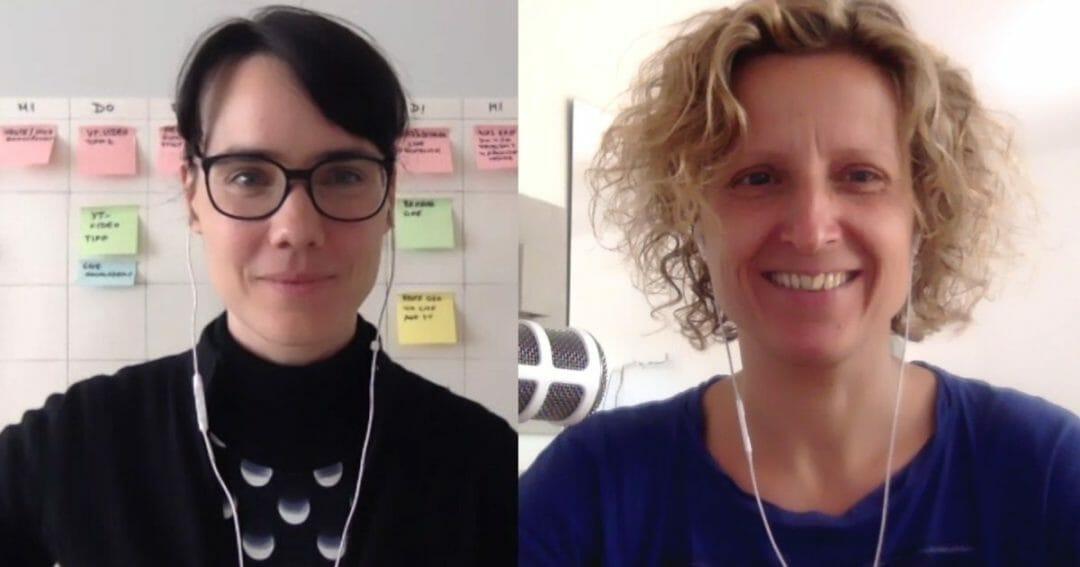 58: Mit Videos Kunden gewinnen – mit Video-Coach Beatrice Madach