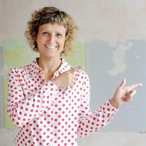 Sandra Holze präsentiert ihren 4-Phasen Wachstumsplan