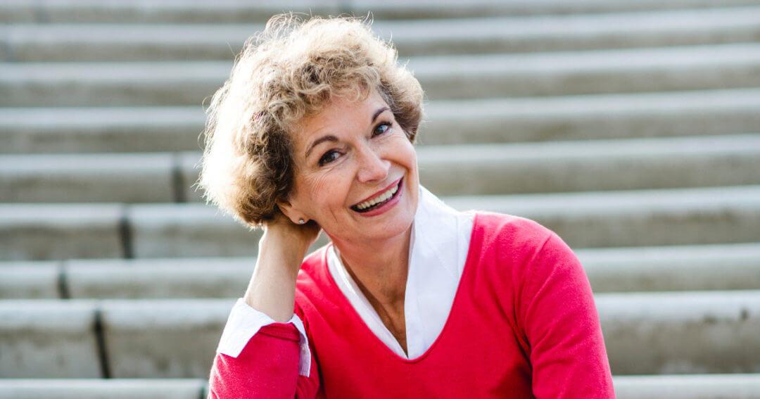Mit 65 den ersten Online-Kurs erfolgreich verkauft: Gedächtniscoach Luise Sommer